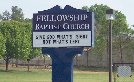 funny church signs. of nutty church signs in