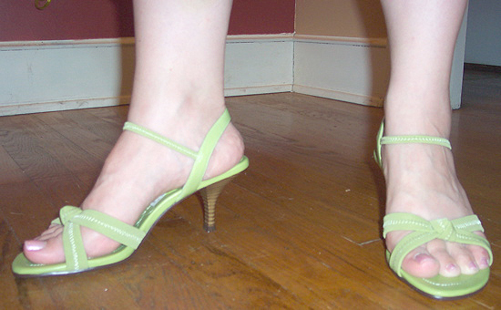 shoes_green_payless.JPG
